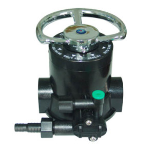 Ручной управляющий клапан умягчителя F64A
