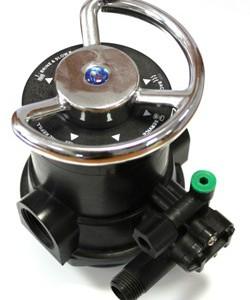 Ручной управляющий клапан умягчителя F64A2